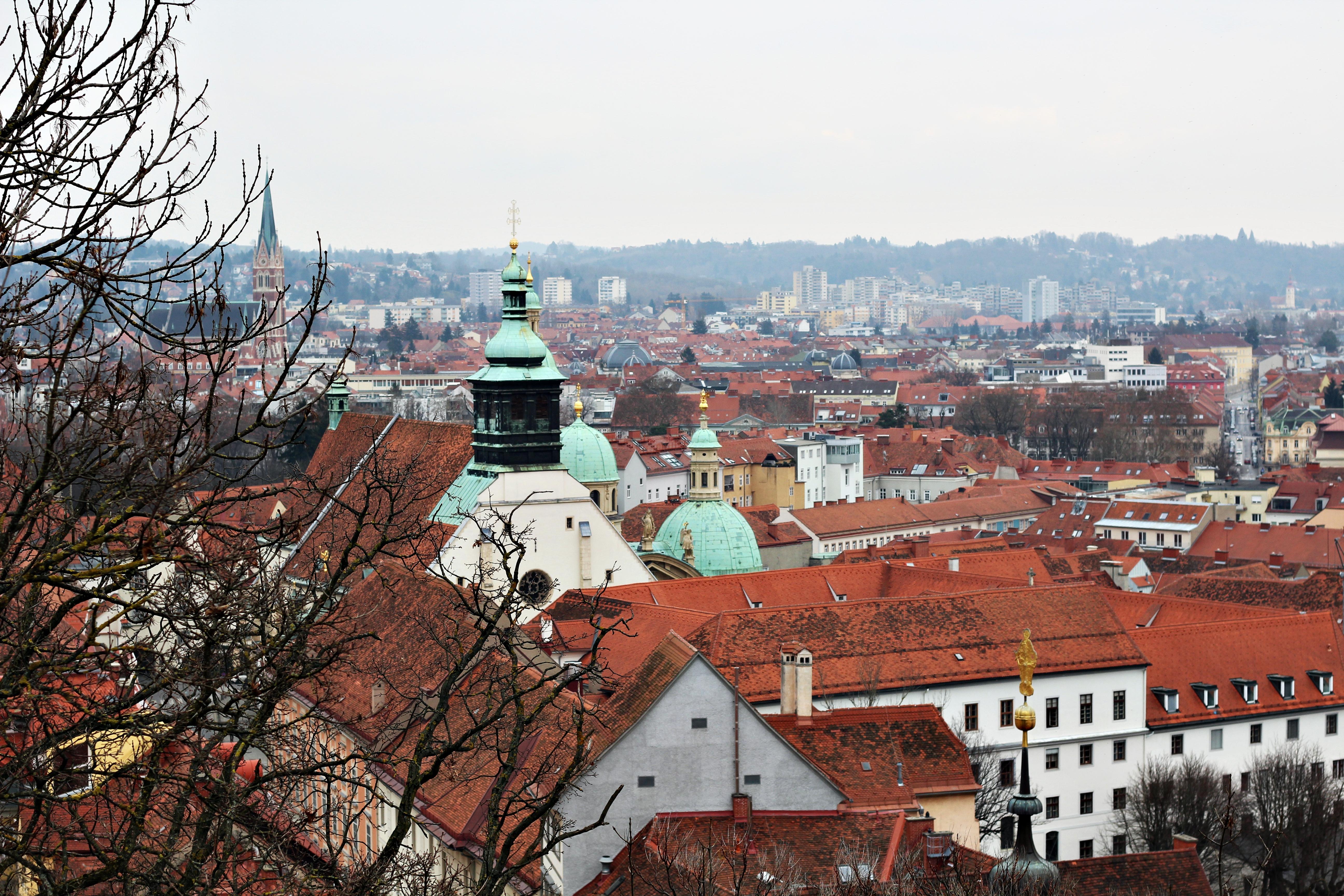 Graz_Ausblick
